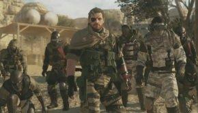 TGA 2014: Gameplay trailer, screenshots for Metal Gear Online