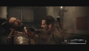 The Order 1886 gameplay video shows Galahad in close-quarter combat