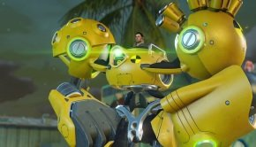 Trailer, screenshots of Sunset Overdrive: Mystery of the Mooil Rig story-based add-on