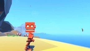 Debut trailer, screenshots of Ubisoft Reflections' Grow Home