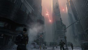 Fresh image from The Division depicts iconic Times Square