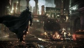A new screenshot from Batman: Arkham Knight