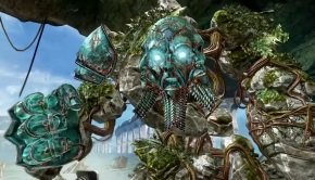 Aganos The War Golem unveiled, ghostly fighter teased in Killer Instinct Season 2 Trailer