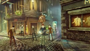 Announcement trailer, images of Compulsion Games' We Happy Few