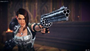 Bombshell is an all new top-down shooter, developed by 3D Realms (5)