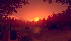 Check out 17-minutes of new gameplay footage of Firewatch