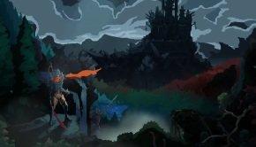 Debut trailer of action-RPG platformer Death's Gambit