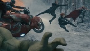 Heroes unite, fight in third trailer for Marvel's Avengers: Age of Ultron