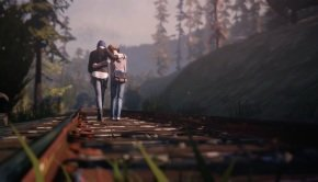 Life is Strange: Episode 2 − Out of Time launch trailer, screenshots