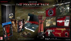 Metal Gear Solid V The Phantom Pain releases date set for September on all Platforms