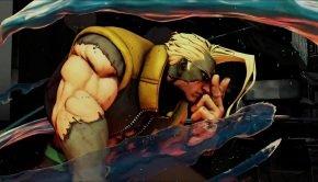 Street Fighter V trailer, screenshots celebrate the return of Charlie Nash