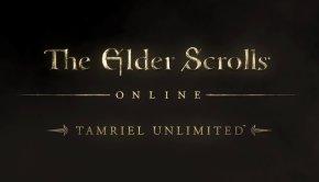 The Elder Scrolls Online Tamriel Unlimited announced
