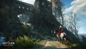 The Witcher 3: Wild Hunt – Two New Screenshots_horseback