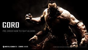 Check out Goro's moves in this Mortal Kombat X trailer