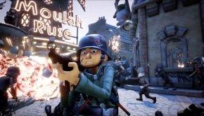 Debut trailer, screenshots of multiplayer FPS World War Toons