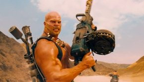 Have at the full trailer for post-apocalyptic Mad Max: Fury Road