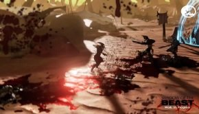 Pre-alpha gameplay, screenshots of PS4-exclusive Shadow of the Beast