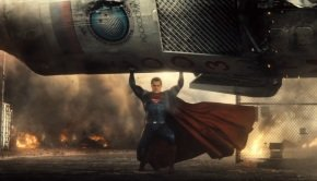 Two superheroes face off in Batman v Superman: Dawn of Justice full teaser trailer