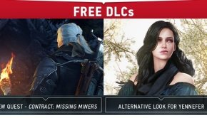 The Witcher 3: Wild Hunt – Two Free DLCs unleashed