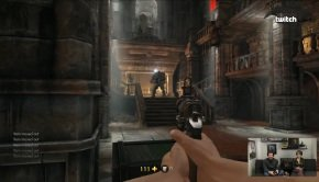 Watch 45 minutes of gameplay from Wolfenstein: The Old Blood + Nightmare Mode to return