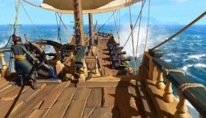 E3 2015: Ahoy matey, here's the Sea of Thieves E3 Debut Trailer