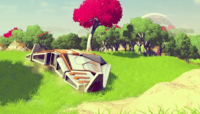 E3 2015 No Man's Sky Will launch simultaneously on the PC & PS4