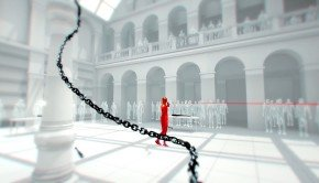 Here's the E3 trailer for Stylish FPS Superhot