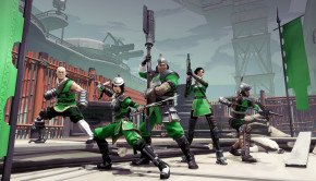 Here is the new gameplay trailer for the upcoming team-based multiplayer game Battlecry.