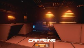 High-Resolution screenshots of Caffeine highlight atmosphere in psychological horror game