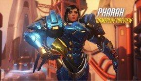 New Overwatch Video puts the spotlight on Pharah