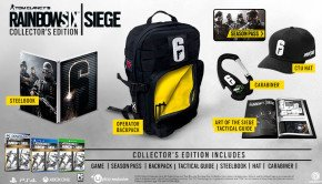 Rainbow Six Siege E3 2015 multiplayer video, Collector's Edition revealed