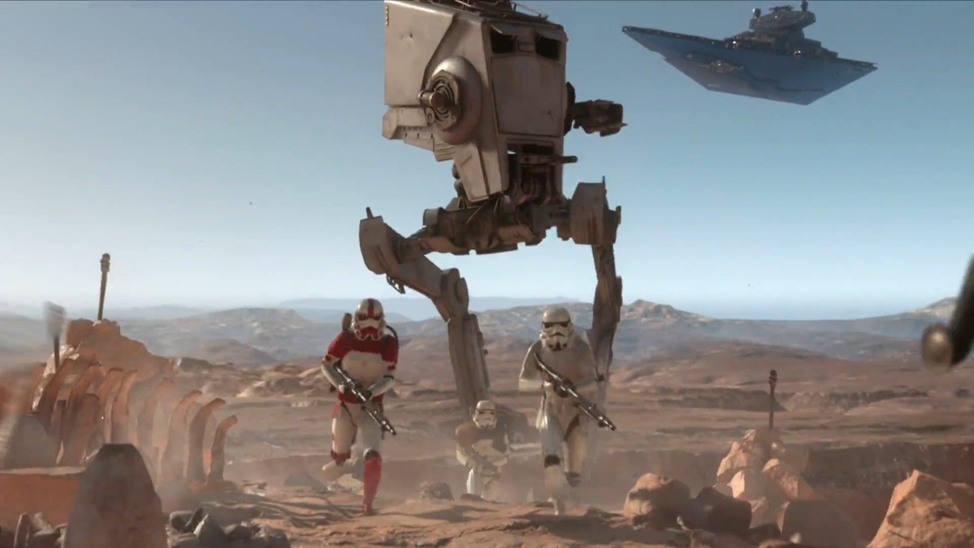 STAR WARS Battlefront Beta dicas e truques: sobrevivência em Tatooine