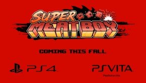 Super Meat Boy video confirms imminent arrival on PS4, Vita