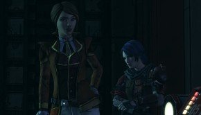 Tales from the Borderlands: Episode 3 launch trailer continues the adventures of Rhys and Fiona