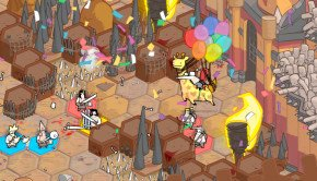 Behemoth's Game 4 officially titled Pit People; have some celebratory screenshots