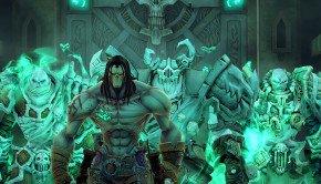 Darksiders 2: Deathinitive Edition gets comparison screenshots