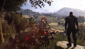 Dying Light DLC Techland Teases Vehicles
