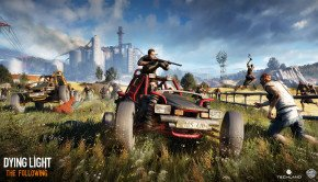 Dying Light: The Following Expansion announced with three new images
