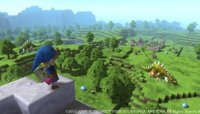 First screenshots of Dragon Quest Builders