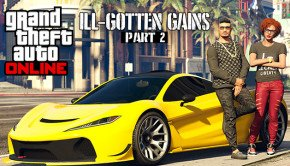 GTA Online: Ill-Gotten Gains Part 2 arrives 8 July; have some screenshots
