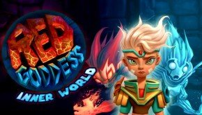 Launch trailer for epic Metroidvania-style platformer Red Goddess: Inner World