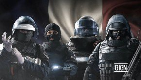 Meet the GIGN Unit in Tom Clancy's Rainbow Six: Siege