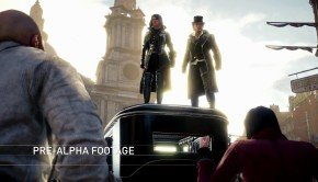 Meet the twins of Assassins Creed Syndicate