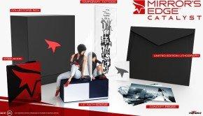 Mirror's Edge Catalyst Collector's Edition features Adult FaithYoung Faith diorama