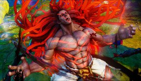 Savage-looking brawler named Necalli Joins Street Fighter V