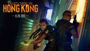 Shadowrun: Hong Kong launches 20 August; have some images