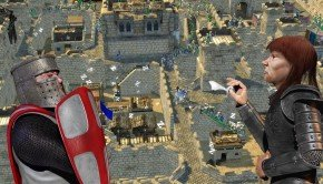 Stronghold Crusader 2: The Templar & The Duke DLC trailer takes you to the Holy Land