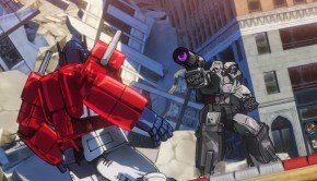 Transformers: Devastation trailer emerges from SDCC