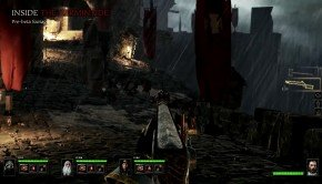Visceral first-person melee combat is the focus of this Warhammer: End Times – Vermintide video