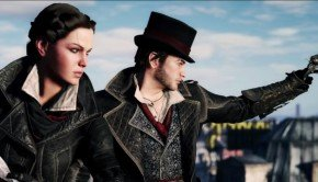 "Assassin's Creed Syndicate ""The Twins Evie and Jacob Frye""  Trailer"